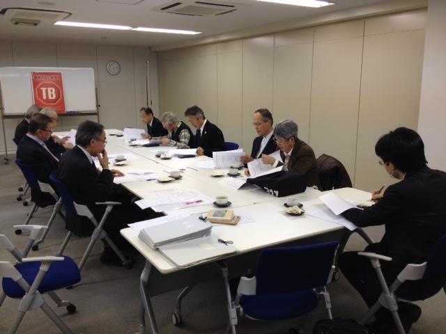 決算理事会が行われ、2014年決算報告が承認