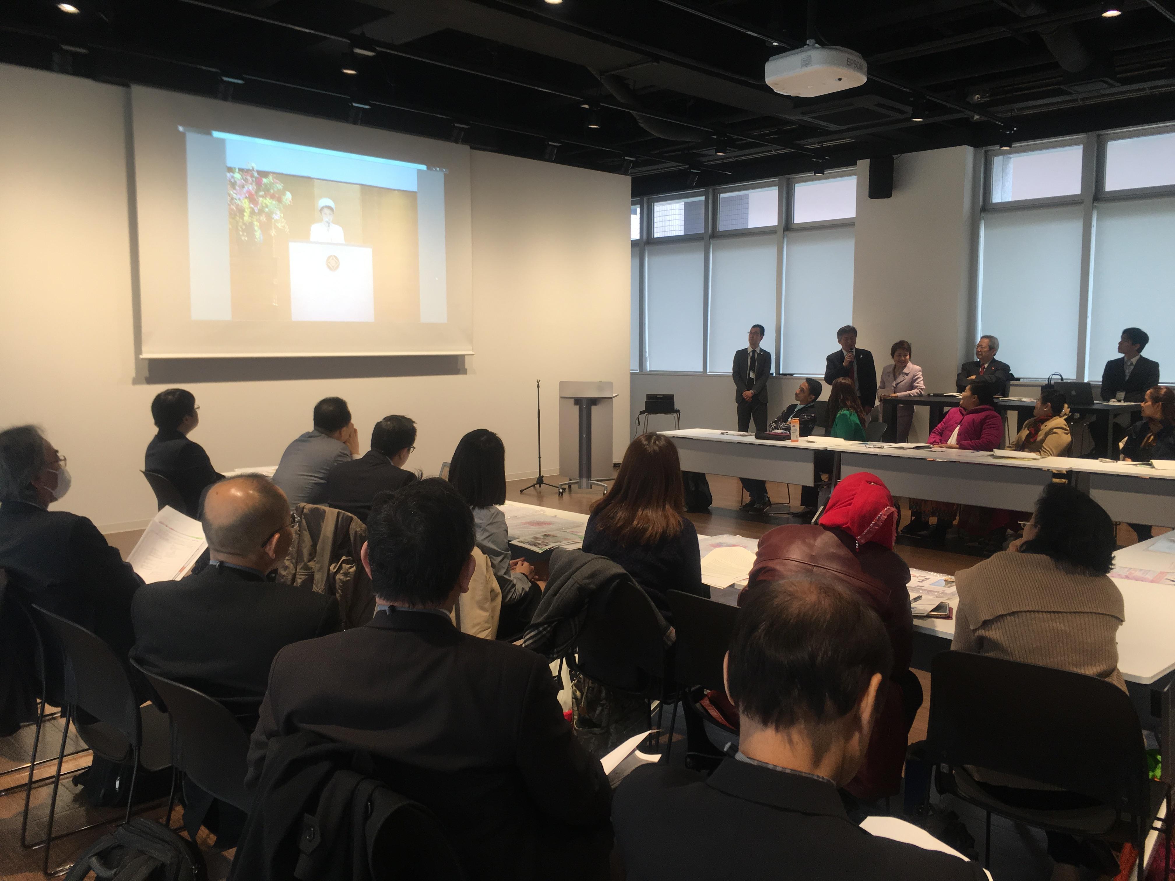 アジア・ストップ結核パートナーシップ ナショナル フォーラム開催(3/14・15)