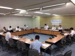 H30結核登録者情報調査年報集計結果に関する記者会見を開催しました