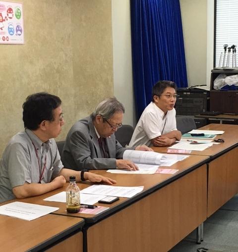 厚生労働省記者会にて、記者発表を実施